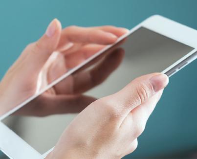 KH 165 – Mobile App für das Erfassen von Vitaldaten