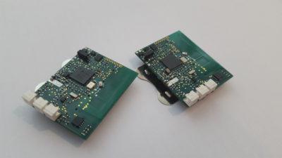 Typische Bluetooth Low-Energy SmartConnectoren für IoT-Sensorik