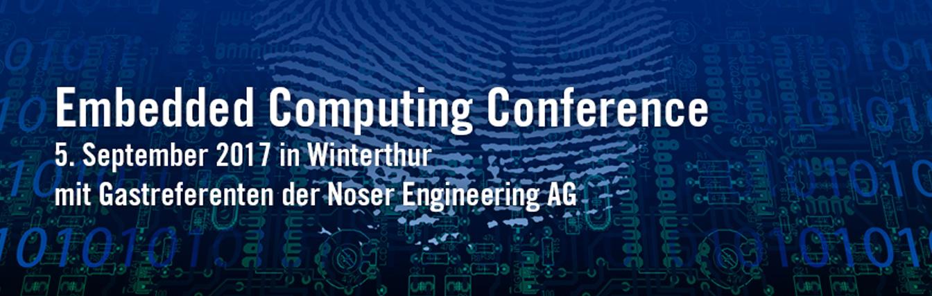 Embedded Computing Conference 2017 – die wichtigste Fachmesse der Branche