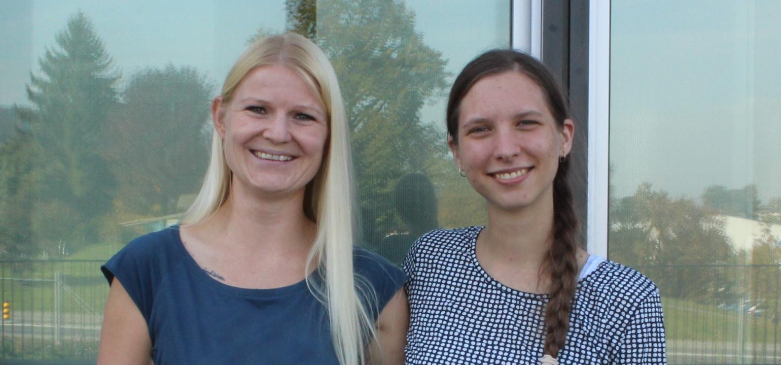 Ausbau Standort Luzern – diesmal mit viel Frauenpower!