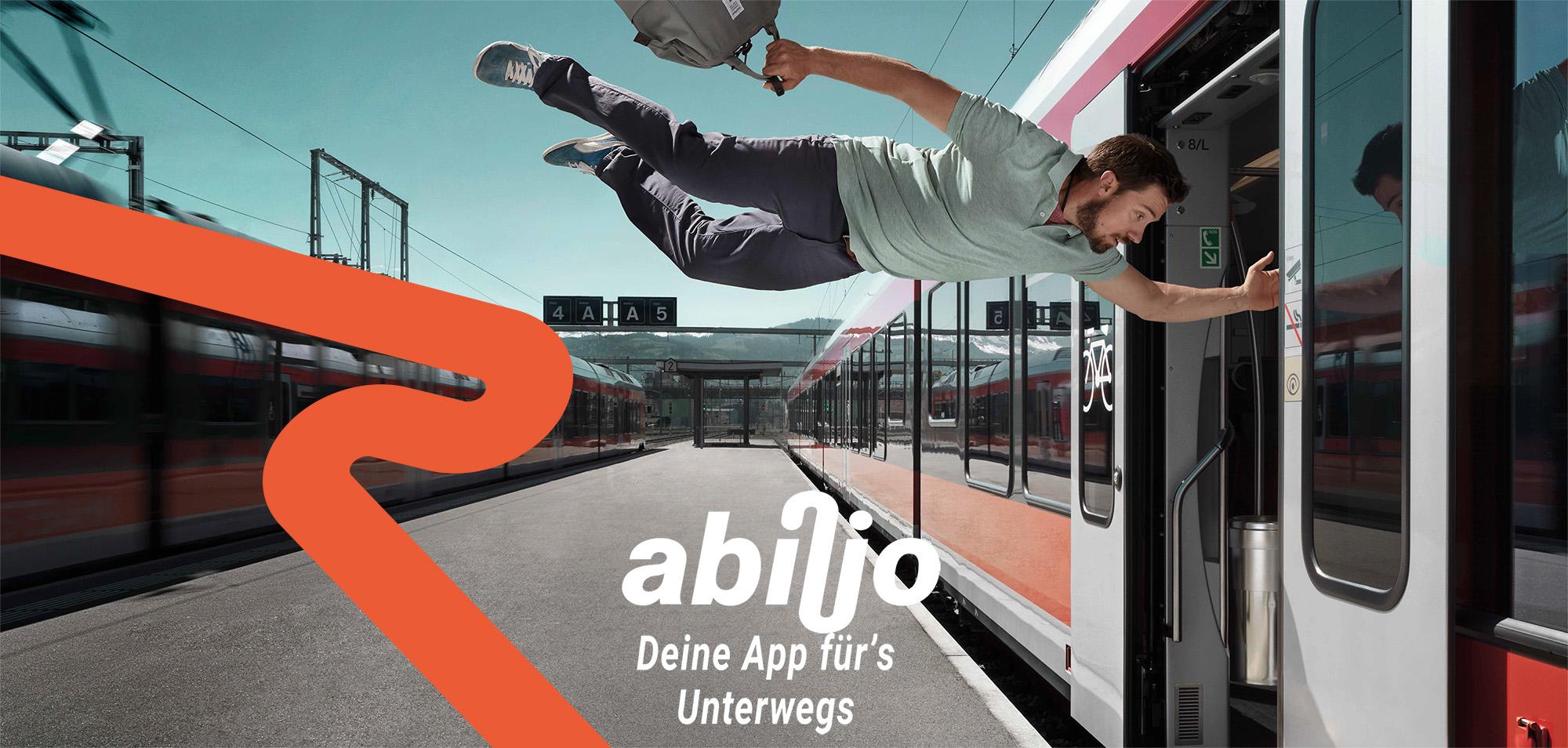 abilio – die App für's Unterwegs