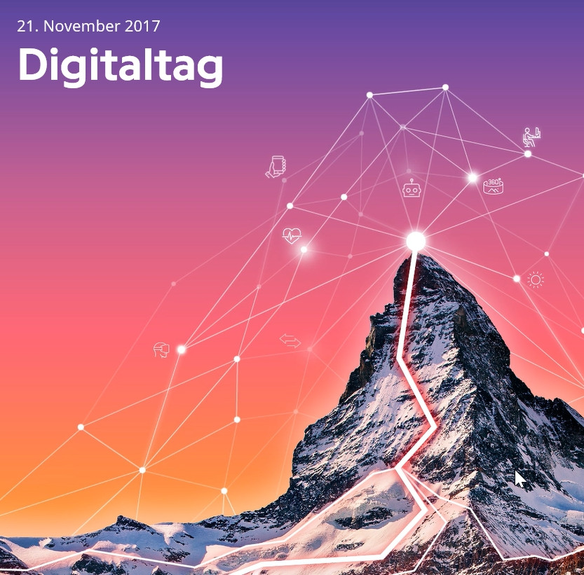 Spannender «Digitaltag» am 21.11.2017