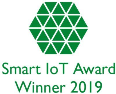 Smart IoT Award der Universität St.Gallen 2019 - Noser Engineering