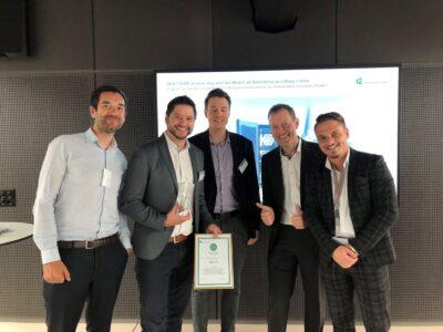 Midor gewinnt den Smart IoT Award 2019 der Universität St.Gallen - Noser Engineering