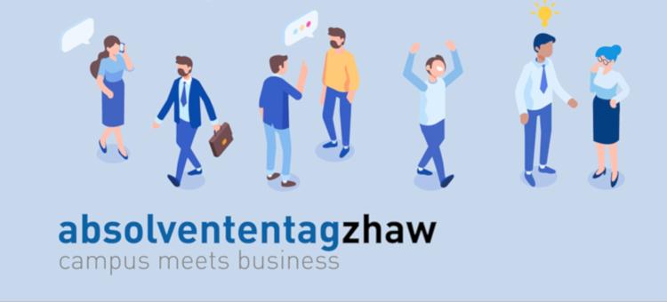 Virtueller Absolvententag ZHAW